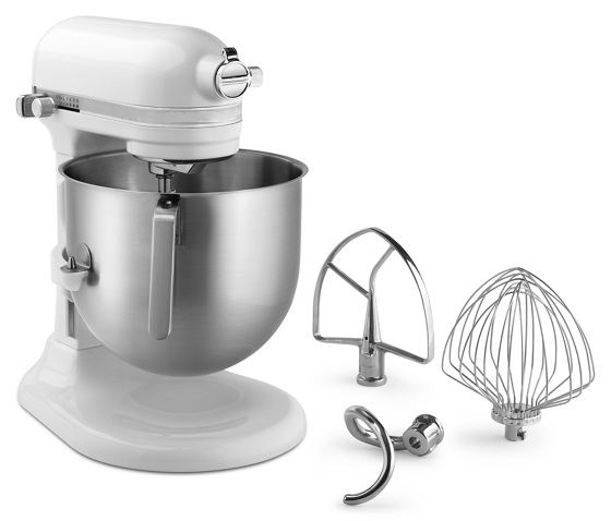 NSFCertified CommercialSeries 8-Qt Bowl Lift Stand Mixer