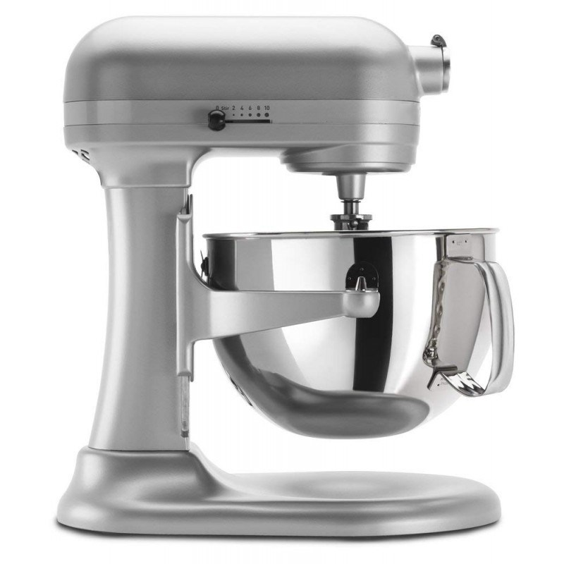 Professional 600 Series 6 Qt. Nickel Pearl Stand Mixer