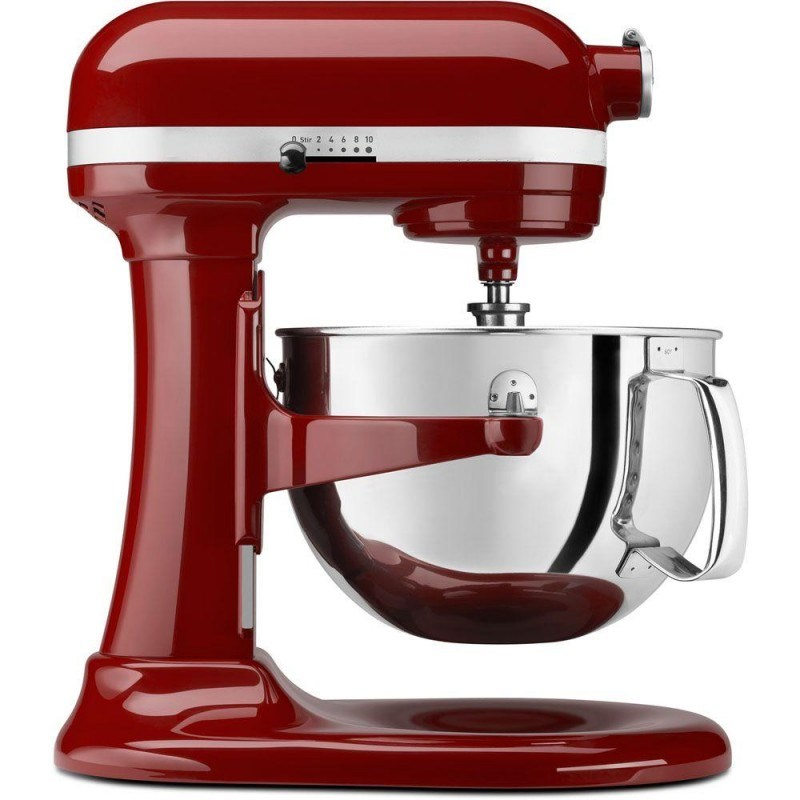 Professional 600 Series 6 Qt. Gloss Cinnamon Stand Mixer
