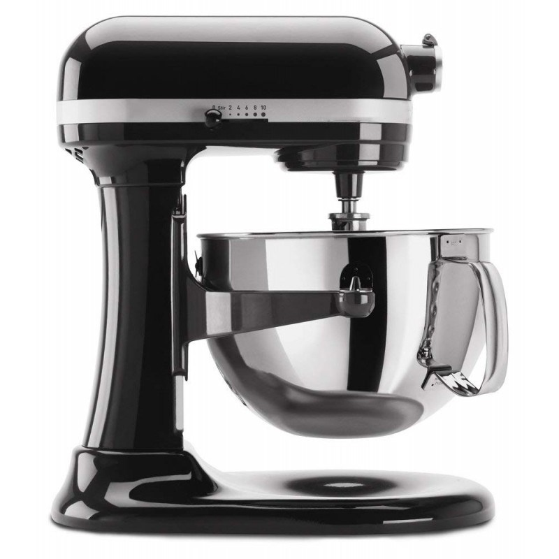 Professional 600 Series 6 Qt.Black Stand Mixer