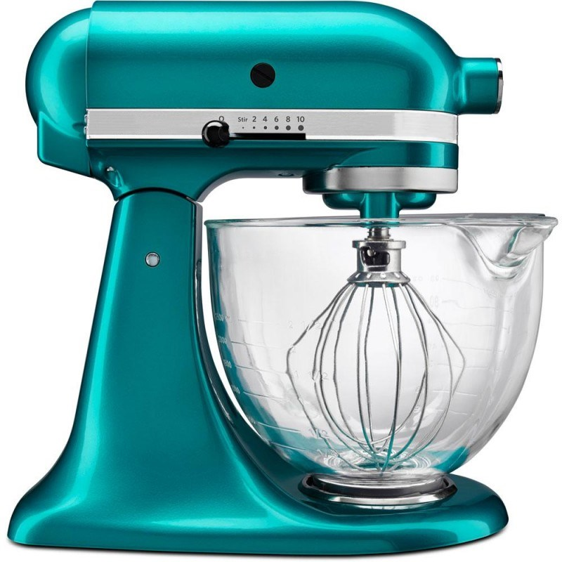 Artisan Designer 5 Qt. Sea Glass Stand Mixer